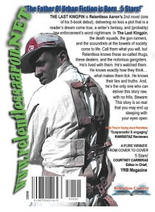 KINGPIN REAR COVER