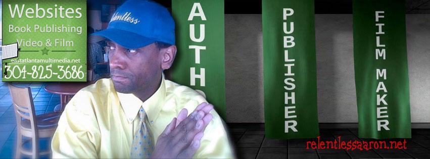 Coaching Relentlessly - Writing, Publishing, Multi-media Immersion