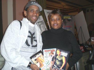 A Relentless Interview - February 2008