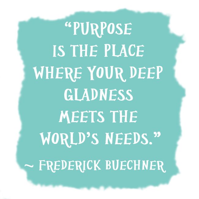 purpose quote