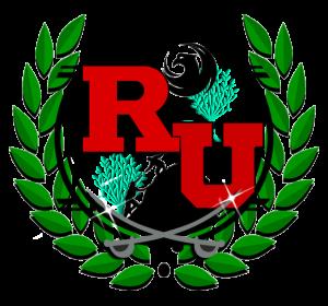 Relentless university crest
