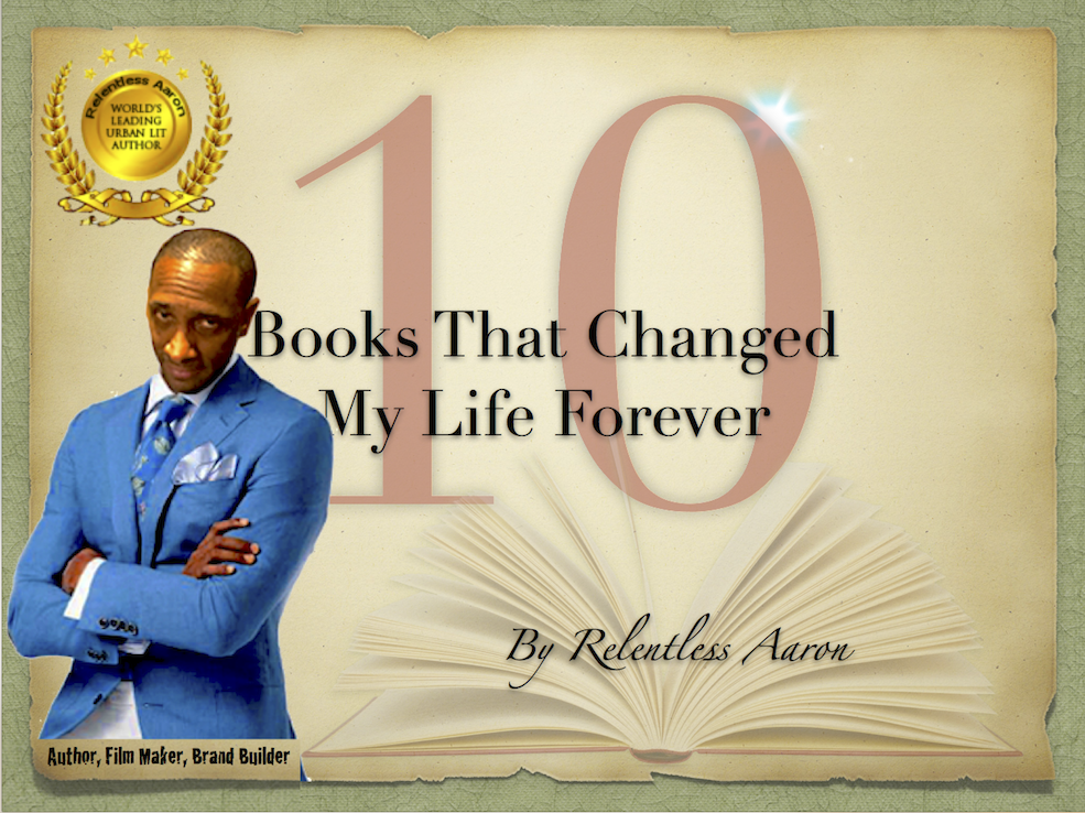 """""""10 Books That Changed My Life Forever"""" FREE EBOOK"""