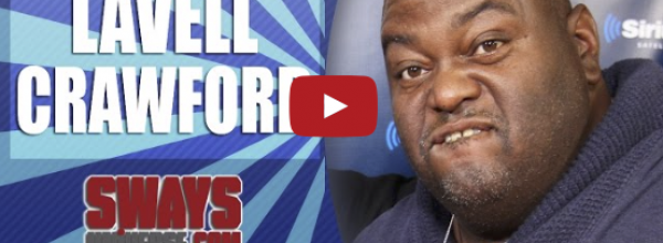 Lavell Crawford Had Me Cryin!