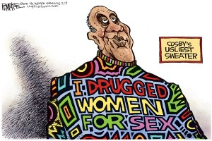 bill cosby shame comedy tragedy rape