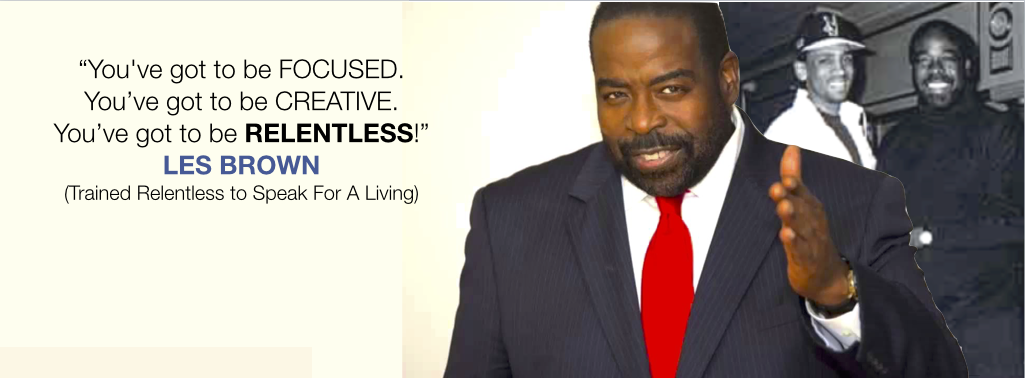 Author publisher filmmaker marketing websites atlanta ga1 les brown
