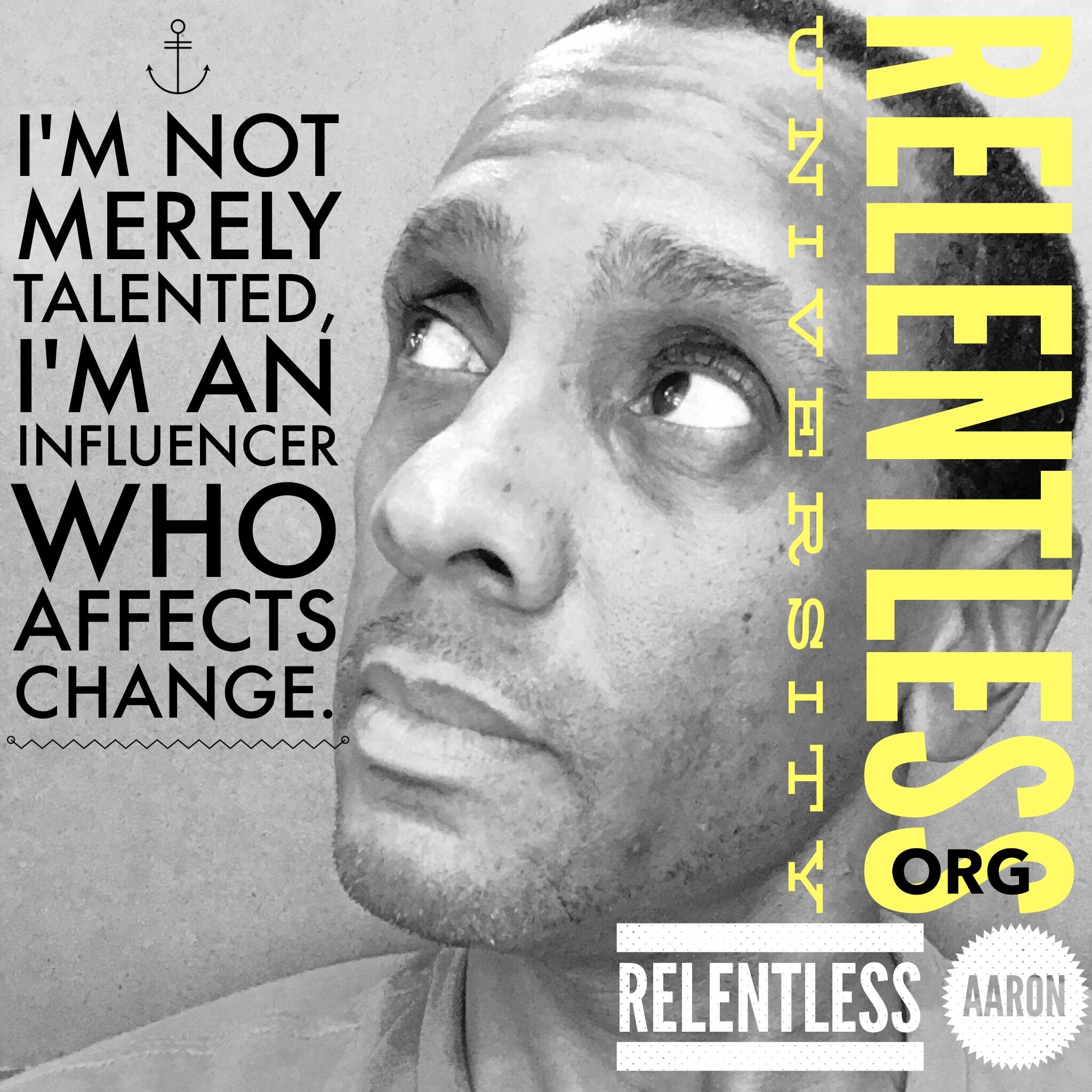 New Relentless Radio Broadcast - Aug 22nd, 2016