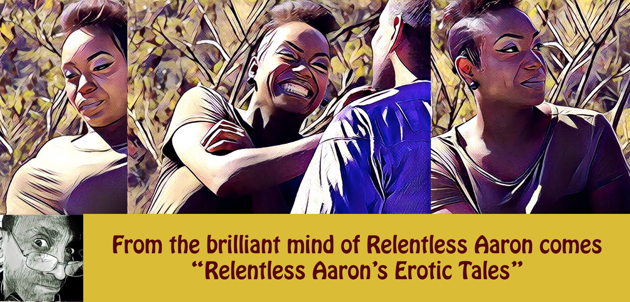 Relentless Aaron's Erotic Tales - Episode 1
