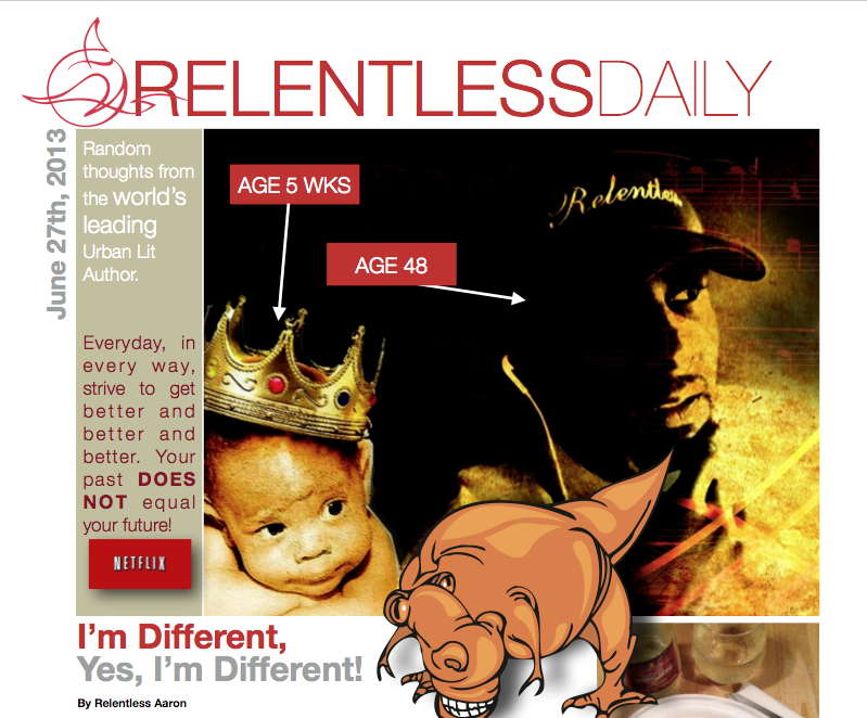 Relentless Daily 2