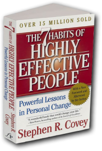 7 habits book steven covey