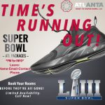 We're Very Excited to Be Involved With the hype relating to SUPERBOWL53!