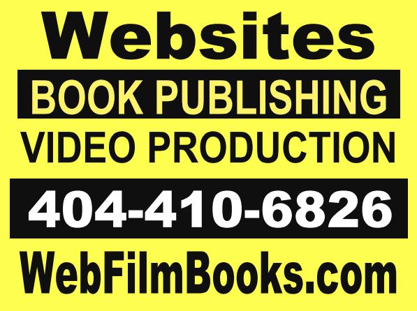 websites, video production, photography, podcasts atlanta georgia