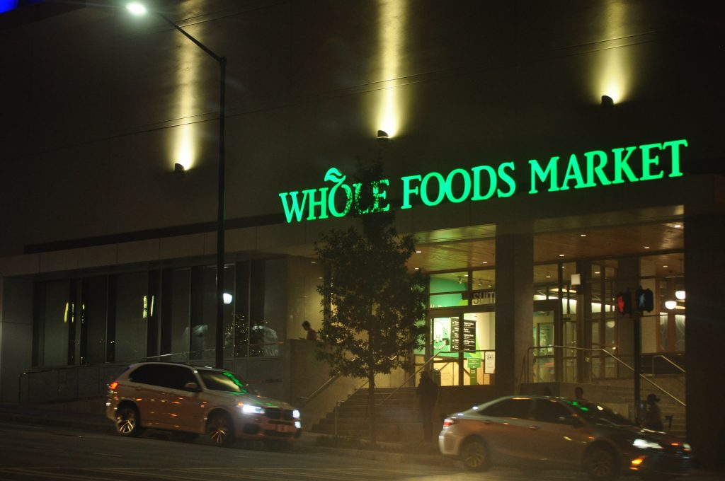 Whole Foods is a magnet brand in Atlanta, with recently newborn stores full of fresh everything
