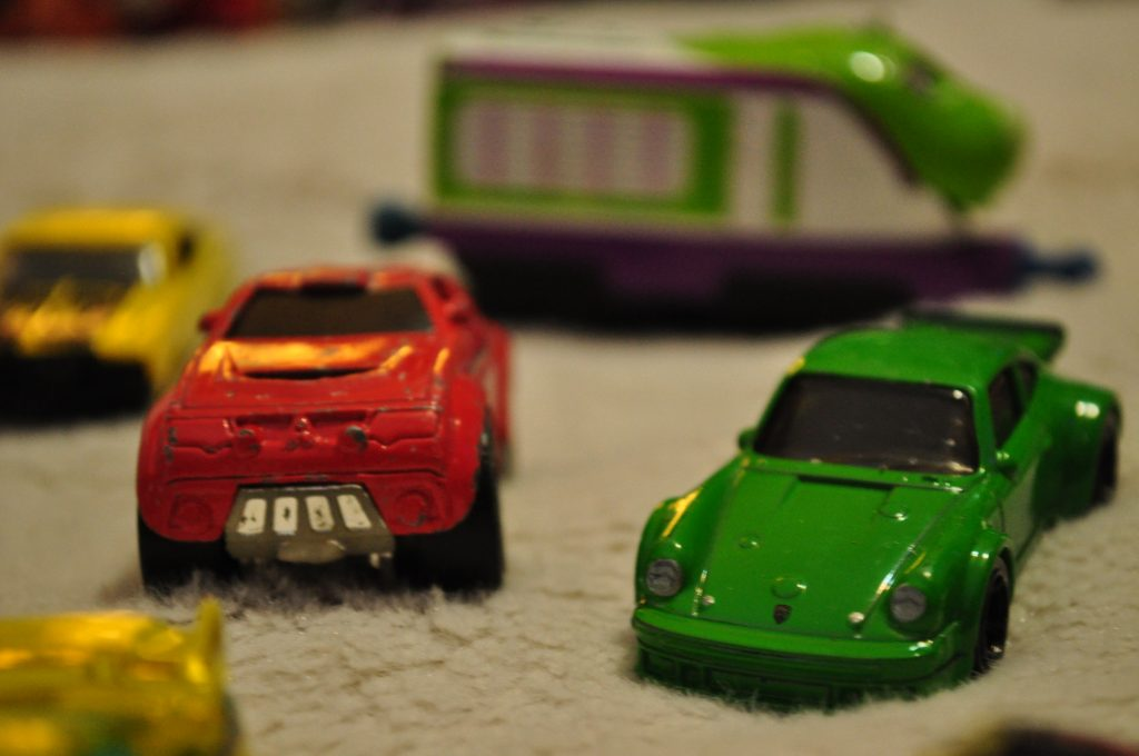 Everyone loves hot wheels & Matchbox